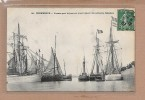 DUNKERQUE.l´avant-port Le Jour Du Grand Départ Des Pécheurs Islandais....animée...1907.. - Dunkerque