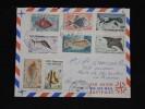 FRANCE - COTE DES SOMALIS - Enveloppe Pour La France En 1963 - A Voir - Lot P11781 - Lettres & Documents
