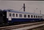 Photo Diapo Diapositive Train Wagon Locomotive Voiture Voyageurs 1ère Et 2ème Classe à Masséna Le 03/07/96 VOIR ZOOM - Diapositives