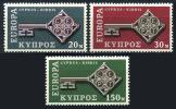 CYPRUS 1968  - Set  MNH** - Unused Stamps