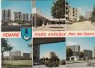 42 - ROANNE - Immeuble Tours D'Aiguilly - Roanne