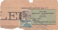 SABADO 29 DE ENERO DE 1938 FRAGMENT JOURNAL CENSURA MILITAR   / 3879 - Espagne