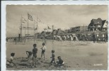 Merlimont-Plage Et Jeux D'enfants-(CPSM) . - Autres Communes