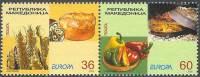 GASTRONOMIA.EUROPA 2005. Precio €3 - Europa-CEPT