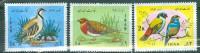 Iran 1972 Birds MNH** - Lot. 3983 - Iran