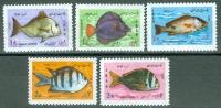 Iran 1973 Fish MNH** - Lot. 3986 - Iran