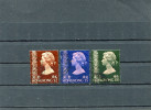 HONG KONG 1973 ELIZABETH  USED/CTO - Postzegels