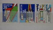Switzerland - 1999 - Mi: 1692-4**MNH - Look Scan - Nuovi