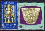 EGYPTE 1968 YT N° 716 Et 717 Obl. - Égypte