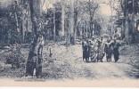POSTAL DE DAHOMEY- FETICHEUR A PIRA - Dahomey