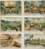 Liebig 1902 Sanguinetti  N. 715 € 9 Coltivazioni Del Tabacco A Sumatra (Italia) - Liebig
