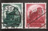 DR 1934 // Michel 546/547 O (4511) - Deutschland