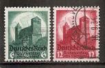 DR 1934 // Michel 546/547 O (4508) - Deutschland