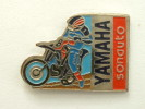 Pin´s YAMAHA SAUNOTO - Motorbikes