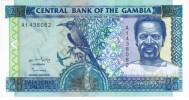 Gambia - Pick 18 - 25 Dalasis 1996 - Unc - Gambia