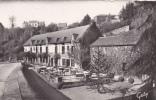 CPSM Dentelée (35)  HEDE Le Vieux Moulin Watermill - France