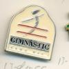 13-dep55. Pin. Gimnastic Club Via - Sin Clasificación