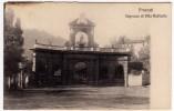 FRASCATI - INGRESSO VILLA RUFINELLA - 1908 - Vedi Retro - Formato Piccolo - Roma