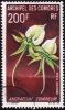 COMORES 1969 -  PA  28 - Angraecum Eburneum  -  Oblitéré - 3° Choix - Komoren (1975-...)