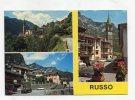 SWITZERLAND - AK 246352 Russo - TI Tessin