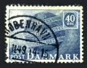 DENMARK 1949 - Set Used - Denmark