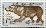 N° Yvert 1040 - Timbre De Tchécoslovaquie (1959) - MNH - Parc National Des Tatras - Loup (JS) - Czechoslovakia