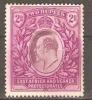 East Africa 1904 SG 27 Fine Used. - Kenya, Uganda & Tanganyika