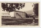 Carte Postale Ancienne Monsols - Maison De Campagne De La Cie O.T.L. De Lyon. Le Terrain De Sports - Francia