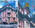 Telefonkarte Bulgarien - BulFon - Architektur -   50 Units - Bulgarien