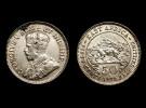 50 Cents 1922 East Africa. British Empire. Georgius V°. Argent/Silver - British Colony