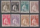 Tete 1914 - Michel 25-30, 32, 34 Mint Hinged * - Tete