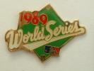 Pin´s BASEBALL - WORLD SERIES 1989 - Baseball