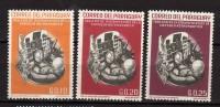 Paraguay **- 1963 - Fusées Et Satellites.  Yvert. 714-15-16 . MNH. NEUF.    Vedi Descrizione - Paraguay
