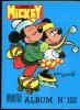 Le Journal De Mickey Album N° 122 - Disney