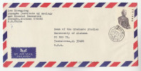 Air Mail CHINA INST. GEOLOGY & MINERAL RESOURCES COVER  Chengdu  To USA  Stamps Minerals - Minerals