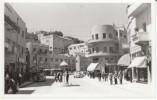 Amman Jordan, Busy Street Scene, Auto, Business District C1950s Vintage Real Photo Postcard - Jordanie