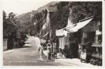 France-Italy Border, Postcard Rack Roadside Souvenir Shop, C1940s/50s Vintage Postcard - Provence-Alpes-Côte D'Azur