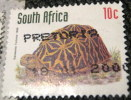 South Africa 1997 Psammobates Geometricus Geometric Tortoise 10c - Used - Used Stamps