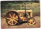FORDSON TRACTOR -  Bicton Gardens, Devon - England - Tractors