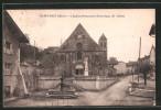CPA Saint-Chef, L´Eglise, Monument Historique - Saint-Chef