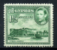 CYPRUS 1938 - From Set 1 1/2 Pi - MNH** - Unused Stamps