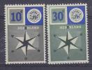 Europa Cept 1957 Netherlands 2v ** Mnh (25730) - Europa-CEPT