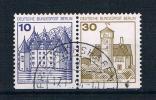Berlin 1977 Burgen Und Schlösser Mi.Nr. 532/34 D W68 Gest - [5] Berlin
