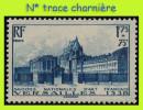 N° 379 SAISONS INTERNATIONALES D'ART FRANÇAIS À VERSAILLES 1938 - N* CHARNIÈRE OU TRACE - France