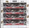 PIA - ITA -REPUBBLICA :  2010 : 100° Della Fondazione Dell´ Alfa Romeo -  (SAS  62) - Blocchi & Foglietti