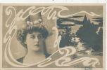 FEMMES - FRAU - LADY - SPECTACLE - ARTISTES 1900 - Portrait De ROBINNE - Women