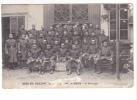 25051 AMIENS - ABRI DU SOLDAT 50 RUE GRESSET 3iem GROUPE-1912-13 -photo Hubault -Treganteur ! état ! Militaria Soldat  !