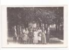 25052 Carte Photo Famille Campagne à Identifié - Treganteur , Ou Canada ? - A Identifier