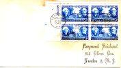 USA. N°533 De 1949 Sur Enveloppe 1er Jour. Université Washington Et Lee. - George Washington