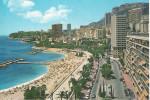 MONACO Promenade Et Plage De Larvotto - Monaco